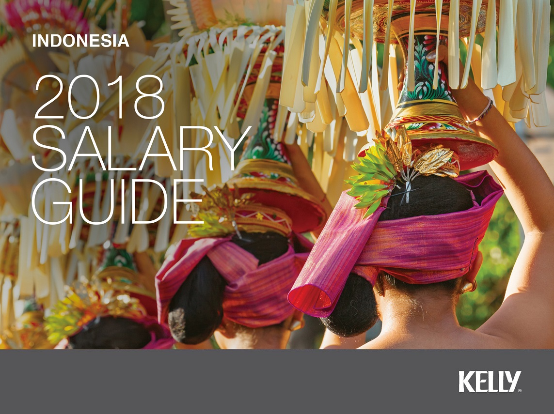 2018 Indonesia Salary Guide | Kelly Services Indonesia